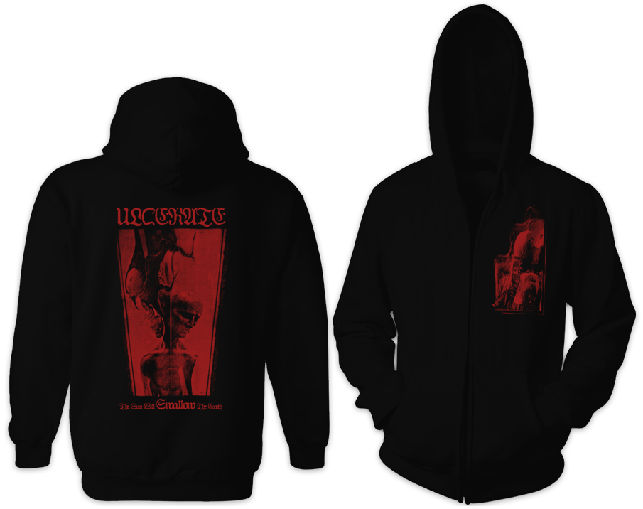 Chasm of Fire hoodie