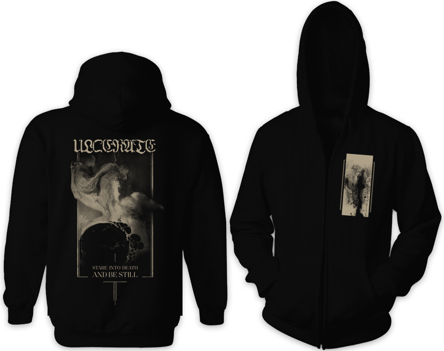 Stare Into Death hoodie